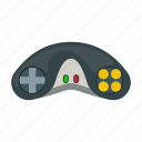 computer, equipment, gadget, game, joystick, remote control icon