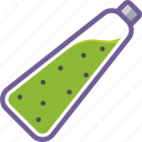 beverage, bottle, cocktail, drink, juice, lemon, tea icon