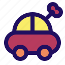 baby, car, child, toy, vehicle icon