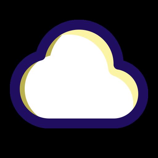 Cloud, computing, data, server icon - Free download