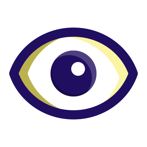 Eye, see, show, view, watch icon - Free download