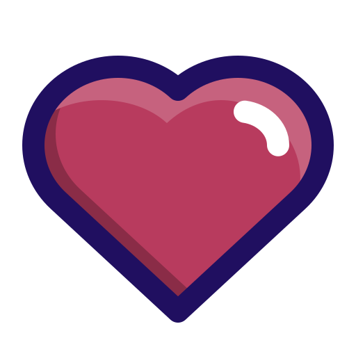 Heart, love, romantic icon - Free download on Iconfinder