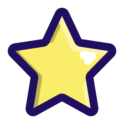 Famous, favorite, featured, star, super icon - Free download