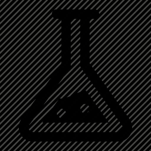 beaker, bubble, chemistry, lab, laboratory, science icon