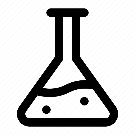 beaker, bubble, chemistry, lab, laboratory, science icon
