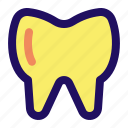 dentist, medical, medicine, teeth, tooth icon