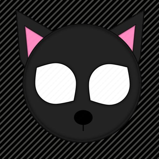 animal, cat, kawaii, mask, pet icon