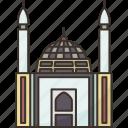 mosque, masjid, islamic, religious, architecture