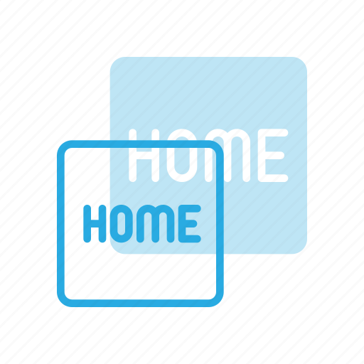 Home, keyboard, type icon - Download on Iconfinder