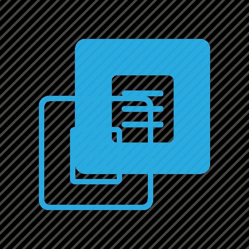 keyboard, menu, type icon