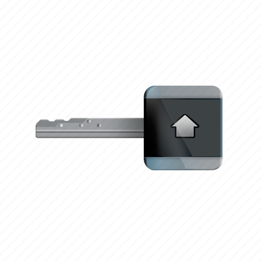 home, key, smart icon