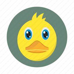 bird, chick, children, duck, kids, toy icon