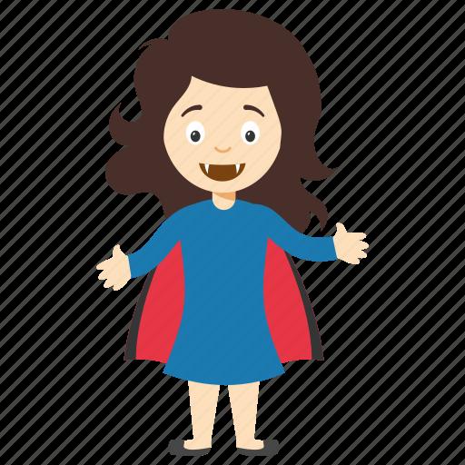 female child superhero, girl superhero, kids cartoon character, superhero child, superhero kid icon