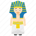 egyptian cartoon boy, kids cartoon character, child egyptian, ancient egypt cartoon, cartoon egyptian character