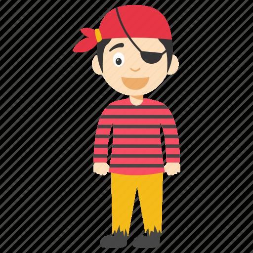 cartoon pirate boy, funny pirate, kids cartoon character, pirate kid, pirate kid cartoon icon