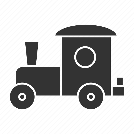 child, game, kid, play, toy, train, vehicle icon