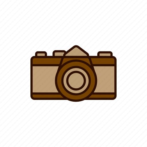 analog camera, camera, capture, photography icon
