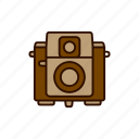 analog camera, camera, capture, photography icon