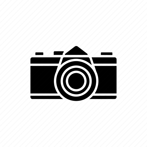 Analog camera, capture, photography, camera icon - Download