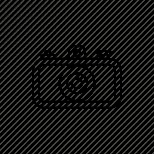 analog camera, capture, lomo, photography icon