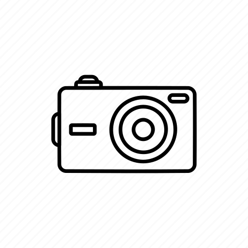 camera, capture, digital camera, photography, picnic icon