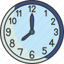 clock, time, watch, hours, alarm