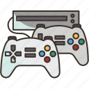 game, console, joystick, entertainment, play