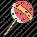 lollipop, sweet, candy, sugar, treat
