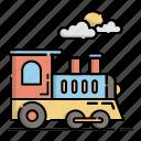 boy, child, children, kid, kindergarten, toy train, toys