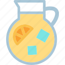 drink, food, grocery, kitchen, lemonade, restaurant icon