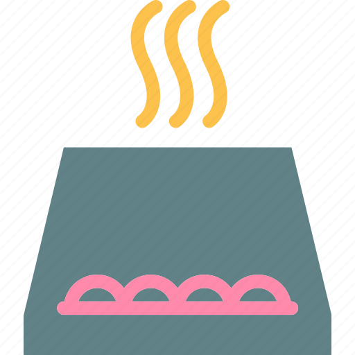 convection, drink, food, grocery, kitchen, oven, restaurant icon