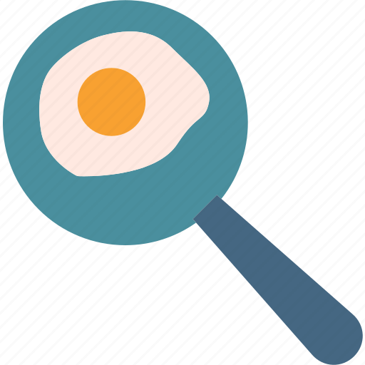 drink, egg, food, fryingpan, grocery, kitchen, restaurant icon