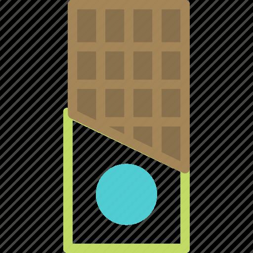 bar, chocolate, drink, food, grocery, kitchen, restaurant icon