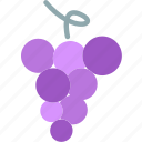 drink, food, grapestock, grocery, kitchen, restaurant icon
