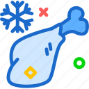drink, food, frozen, grocery, kitchen, meat, restaurant icon
