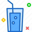 drink, food, grocery, iceglassjuice, kitchen, restaurant icon