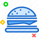 burger, drink, food, grocery, kitchen, restaurant icon