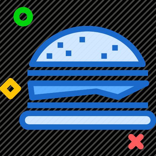 burger, drink, food, grocery, kitchen, restaurant icon