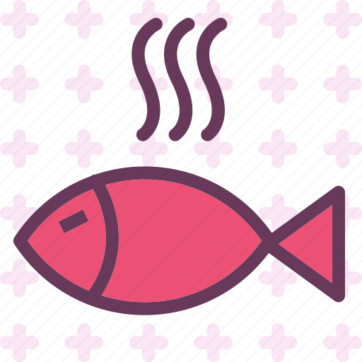 cooked, drink, fish, food, grocery, kitchen, restaurant icon