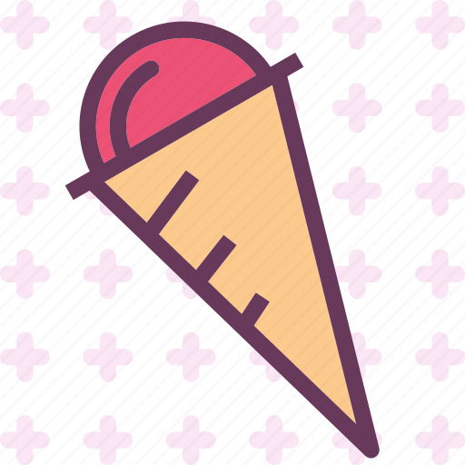 cone, drink, food, grocery, icecream, kitchen, restaurant icon