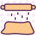 doughroller, drink, food, grocery, kitchen, restaurant icon