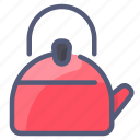coffee, kettle, kitchen, steam, tea, whistle