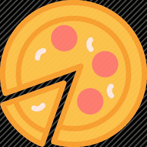 drink, food, grocery, kitchen, pizzaslice, restaurant icon