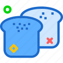 drink, food, grocery, kitchen, restaurant, slicebread icon