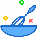 drink, food, grocery, kitchen, restaurant, wiskbowl icon