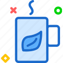 drink, food, grocery, kitchen, restaurant, tea icon