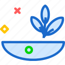 drink, food, grocery, kitchen, plantpowl, restaurant icon
