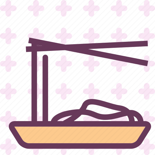 drink, food, grocery, kitchen, noodles, restaurant icon