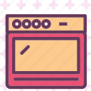 drink, food, grocery, kitchen, oven, restaurant icon
