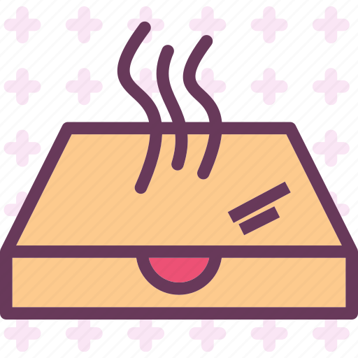 drink, food, grocery, kitchen, pizza, restaurant icon